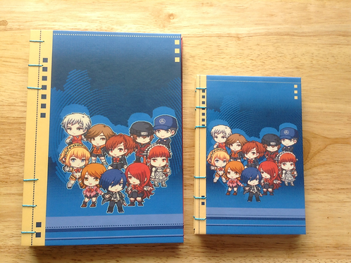 Persona 3 Journal (A6/A5 size)