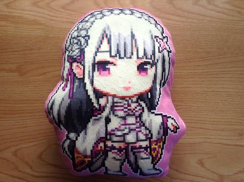 Re:Zero Emilia pillow