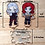 Thumbnail: Witcher 3 Acrylic Stand - Geralt x Triss