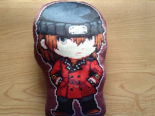 Persona 3 Shinjiro pillow