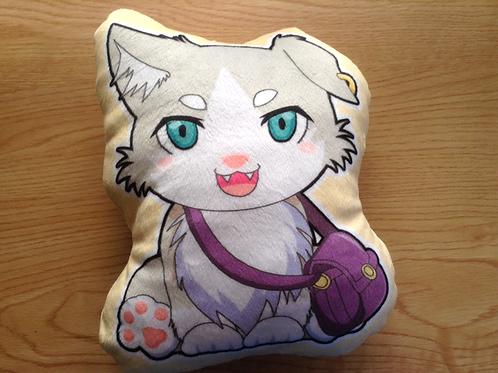 Re:Zero Puck pillow