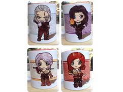 Witcher 3 Mugs