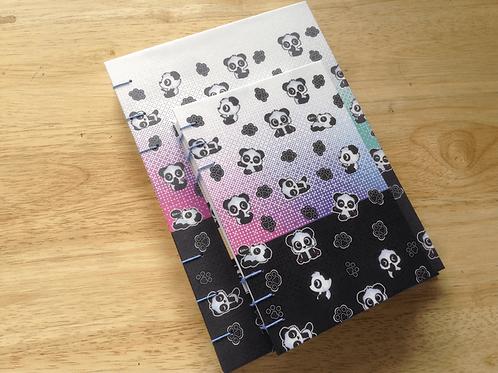 Panda Journal (A6/A5 size)