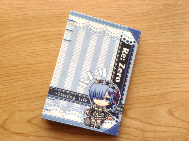 Re Zero: Rem Journal A6/A5