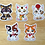 Thumbnail: Cat stickers