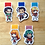 Thumbnail: Xenogears magnetic bookmarks