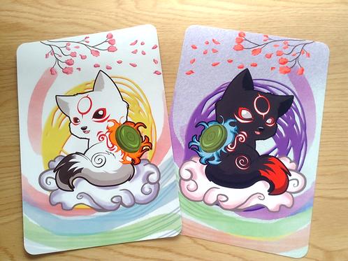 Okamiden Prints