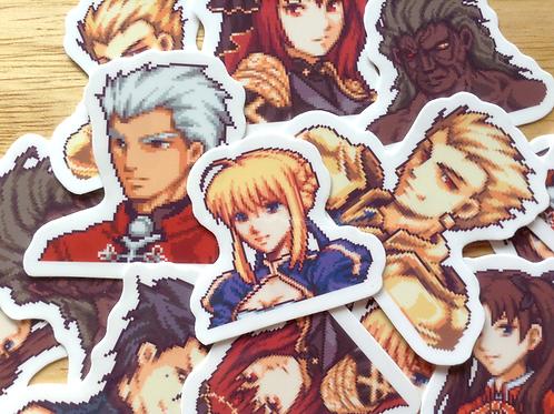 Fate Grand Order stickers