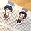 Thumbnail: Persona Ryoji, Mishima bookmark