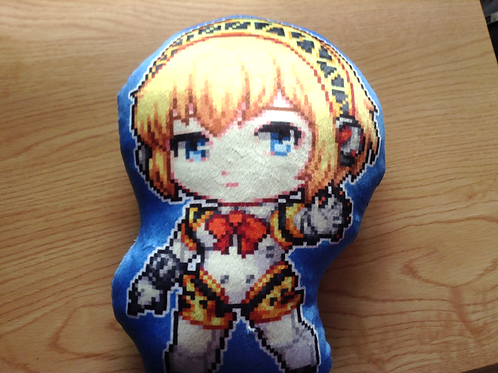 Persona 3 Aigis pillow