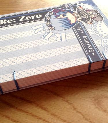 Re Zero: Rem Journal A6/A5
