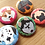 Thumbnail: Cute dog button pins