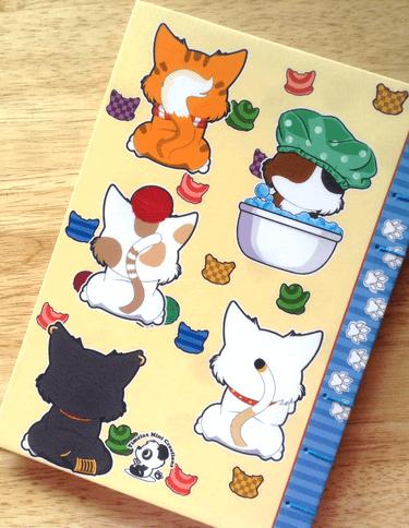 Cat Journal A5