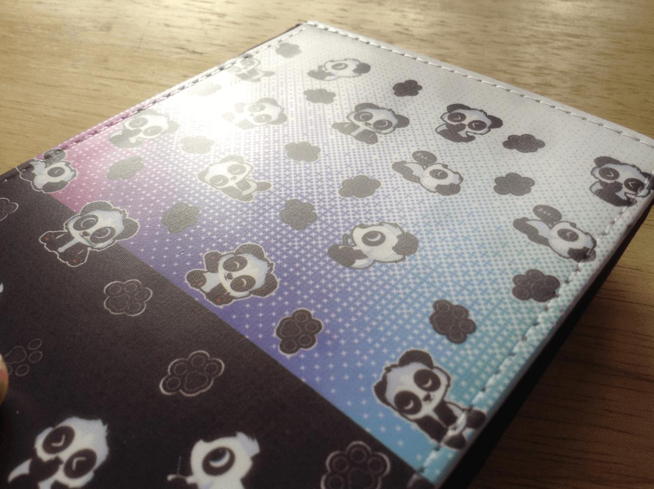 Panda Card Holder