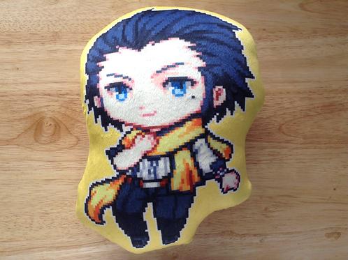 Persona 3 Ryoji pillow