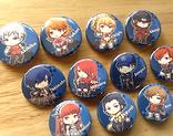 Persona 3 button pins