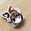 Thumbnail: Calico cat phone ring