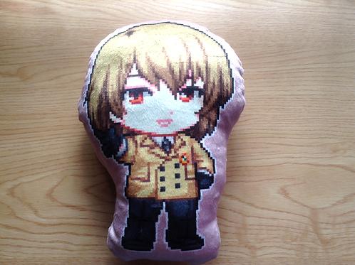 Persona 5 Goro pillow