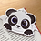 Thumbnail: Panda corner bookmark