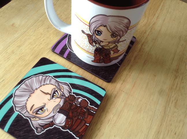 Witcher 3 Coaster