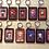Thumbnail: Persona Tarot keychains