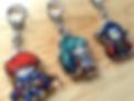 Fire Emblem Acrylic Keychains
