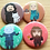 Thumbnail: Game of Thrones button pins
