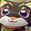 Thumbnail: Black Egyptian Cat Pillow