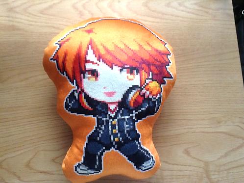Persona 4 Yosuke pillow