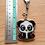 Thumbnail: Panda Acrylic Keychain