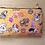 Thumbnail: Dog zipper pouch (metallic zipper)