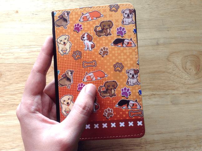 Dog Card Holder