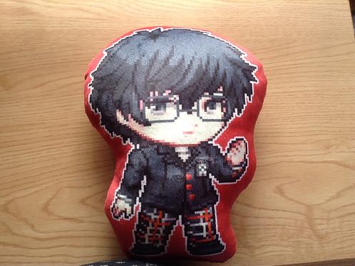 Persona 5 Akira pillow