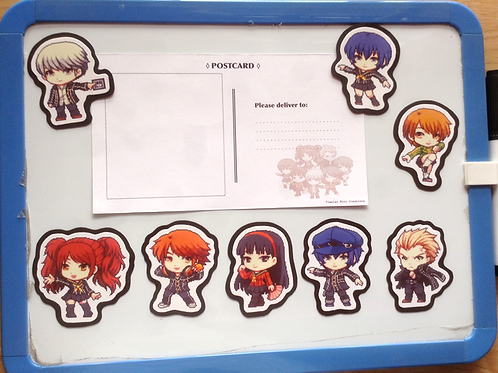 Persona 4 Magnets
