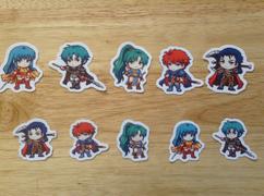 Fire Emblem Stickers