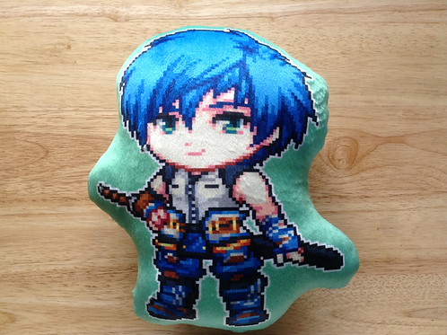 Star Ocean 3 Fayt Leingod Pillow