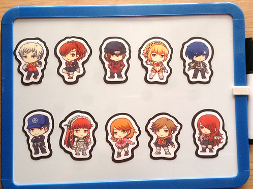 Persona 3 Magnets