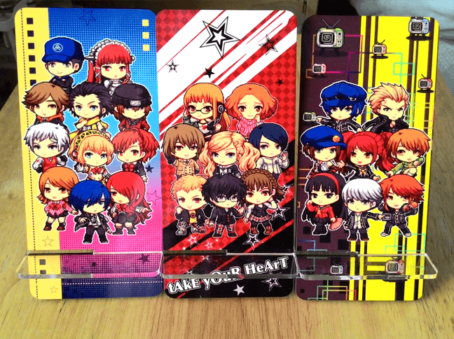 Persona Phone Stand Holders