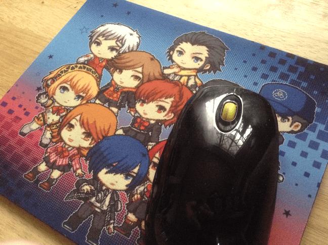 Persona Mousepad