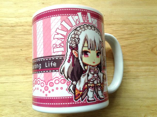 Re:Zero Emilia Mug
