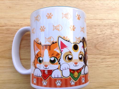 Cat mug (Custom)