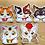 Thumbnail: Peeking  Cat Vinyl stickers (Waterproof)