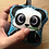 Thumbnail: Panda mini pillow