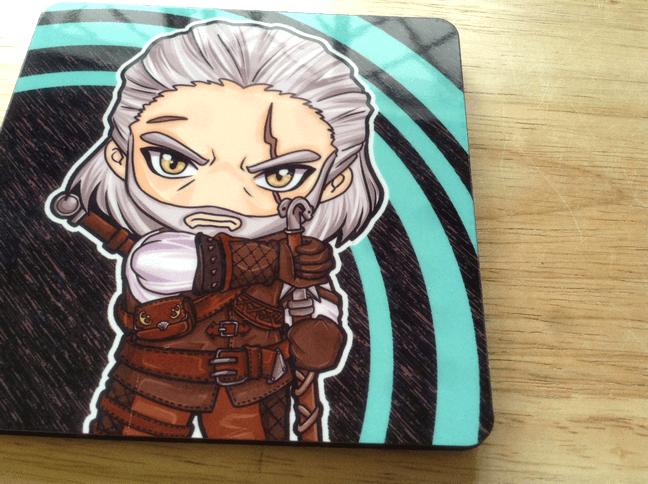Geralt Coaster