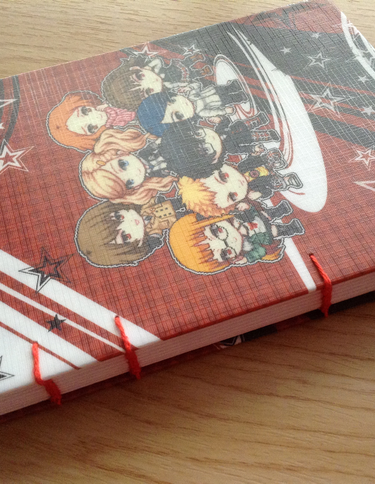 Persona 5 Journal (A6/A5)