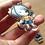 Thumbnail: Persona 5 Acrylic Keychain (Sadayo, Justine, Caroline)
