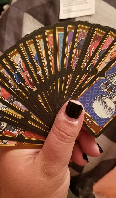 Persona Tarot Card Deck