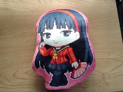 Persona 4 Yukiko pillow
