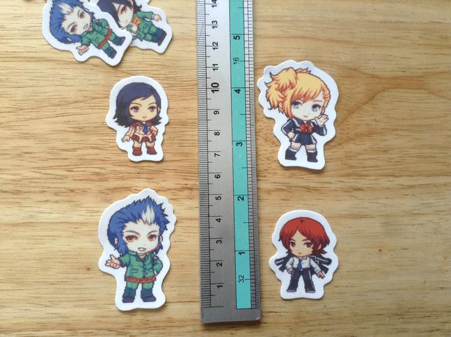 Persona 2 Stickers
