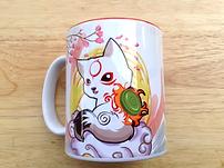 Okamiden mug
